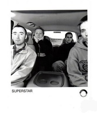 Superstar (band) - Image: Superstar Band Promo Pic