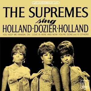 The Supremes Sing Holland–Dozier–Holland - Image: Supremes sing hdh