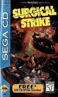 <i>Surgical Strike</i> (video game)