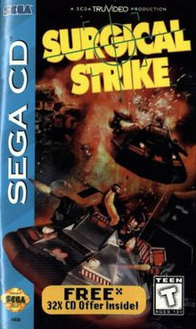 Surgical Strike (video game) - Wikipedia