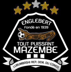 TP Mazembe - Image: TP Mazembe (logo)