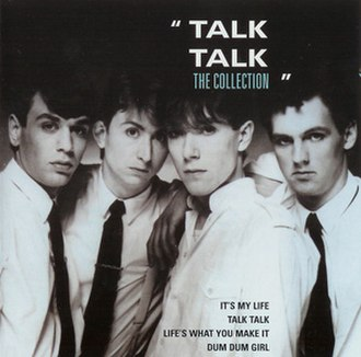The Collection (Talk Talk album) - Image: Talk Talk The Collection