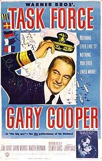 <i>Task Force</i> (film) 1949 film by Delmer Daves