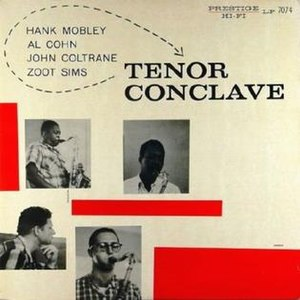 Tenor Conclave - Image: Tenor Conclave