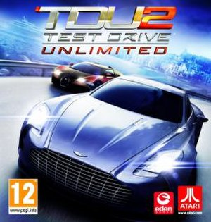 Test Drive Unlimited 2 - Image: Test Drive Unlimited 2 boxart