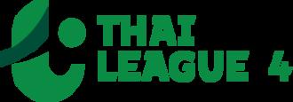 Thai League 4 - Image: Thai League 4 Logo