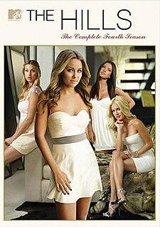 <i>The Hills</i> (season 4) season of television series