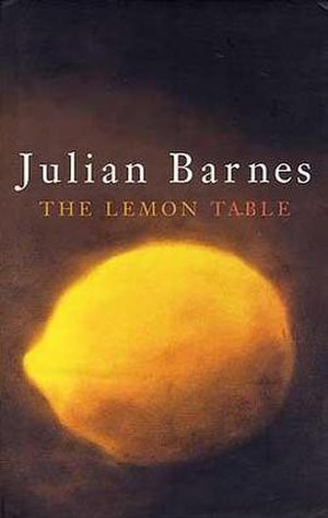 The Lemon Table - First edition (UK)