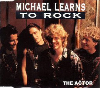 The Actor (Michael Learns to Rock song) - Image: The Actor single cover