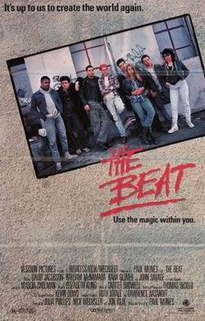 The Beat (1988 film) - Image: The Beat (1988 film)