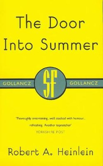 Victor Gollancz Ltd - A Gollancz edition of The Door into Summer, displaying the distinctive yellow dust jacket style.