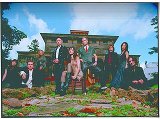 East Village Opera Company American rock band