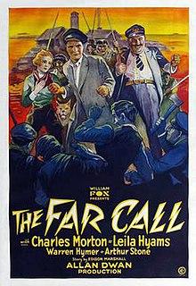 <i>The Far Call</i> 1929 film by Allan Dwan
