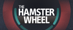 The Hamster Wheel - Image: The Hamster Wheel logo