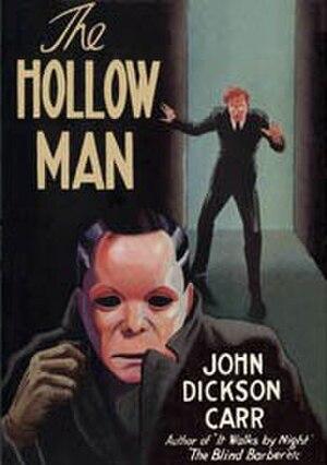The Hollow Man (Carr novel) - First UK edition