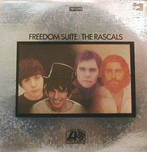 Freedom Suite (The Rascals album) - Image: The Rascals Freedom Suite