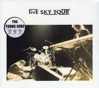 <i>Live Sky Tour</i> 1993 live album by The Young Gods