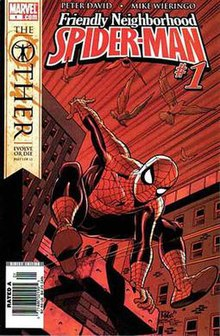 Spider-Man: The Other - Wikipedia