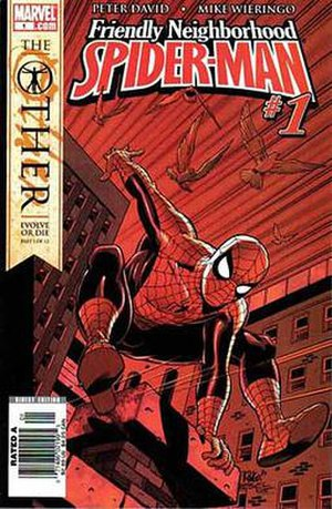 Spider-Man: The Other - Image: The other