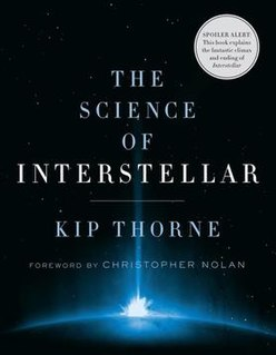 <i>The Science of Interstellar</i> book by Kip Thorne