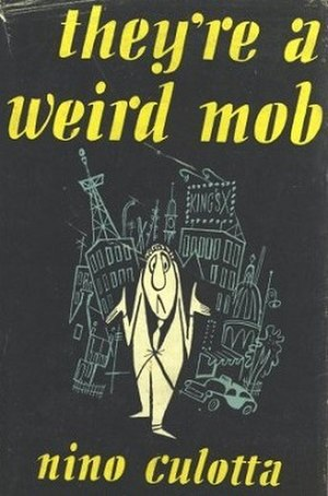 They're a Weird Mob - First edition (publ. Ure Smith)