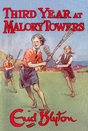 Third Year at Malory Towers - First edition (publ. Methuen)