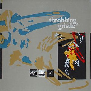 Five Albums - Image: Throbbing Gristle Five Albums Cover