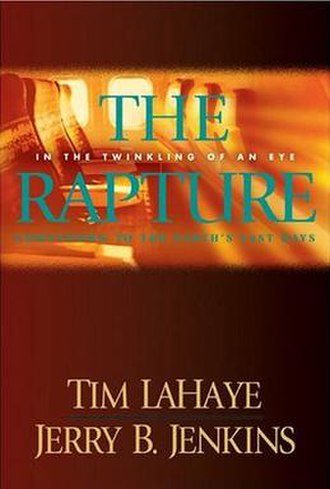 The Rapture (novel) - First edition cover