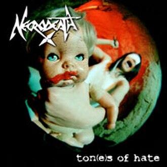 Ton(e)s of Hate - Image: Ton(e)s of hate cover