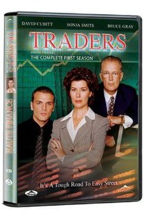 Traders (TV series) - DVD cover