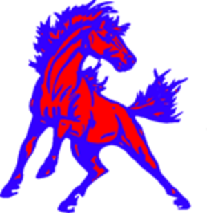 Triton Regional High School (New Jersey) - Image: Triton Mustang