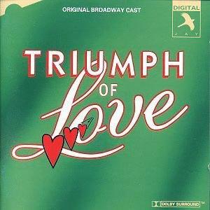 Triumph of Love (musical) - Logo