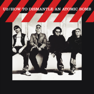 How to Dismantle an Atomic Bomb - Image: U2 How to Dismantle an Atomic Bomb (Album Cover)