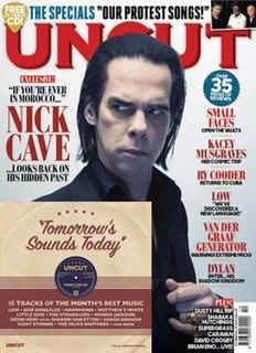 <i>Uncut</i> (magazine) London-based music magazine