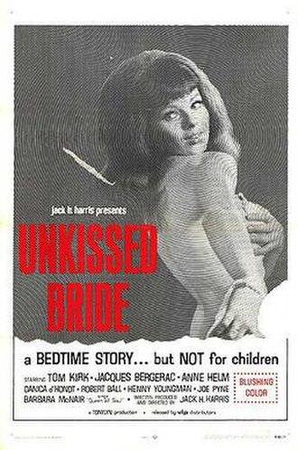 The Unkissed Bride - Film poster