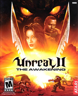 Unreal II - The Awakening Coverart.png