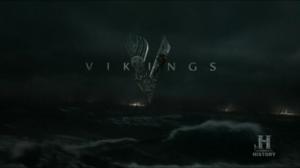 Vikings (TV series) - Image: Vikings Title
