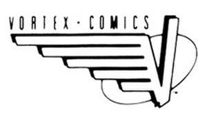 Vortex Comics - Image: Vortex logo
