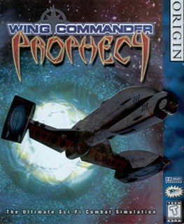 <i>Wing Commander: Prophecy</i> 1997 computer game; 5th installment of Wing Commander series
