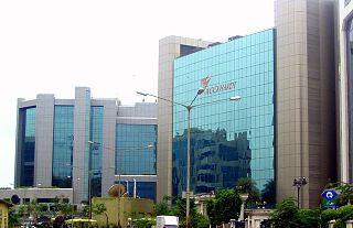 Bandra Kurla Complex Business district in Maharashtra, India