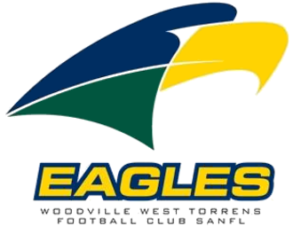 Woodville-West Torrens Football Club - Image: Woodville fc logo