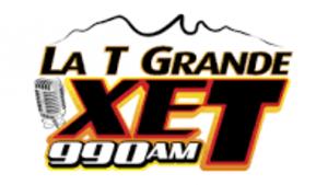 XET-AM - Image: XET AM La T Grande logo