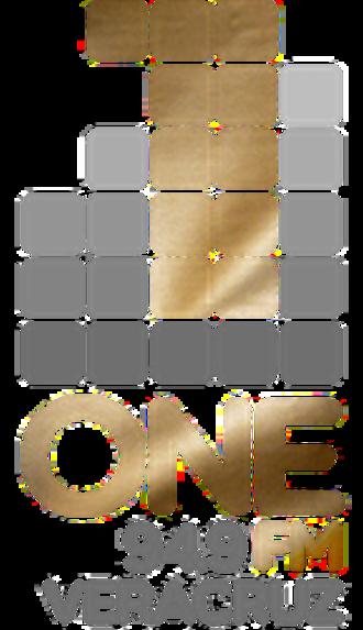 XHFM-FM - Image: XHFM One FM94.9logo