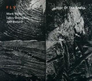 <i>Year of the Snake</i> (album) 2012 studio album by Fly