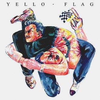 Flag (Yello album) - Image: Yello Flag CD cover
