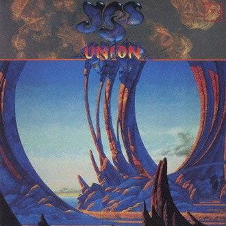 Union (Yes album) - Image: Yes Union