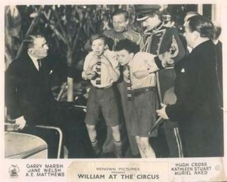 William Comes to Town - U.S. lobby card