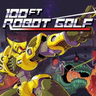 100ft Robot Golf - Image: 100ft Robot Golf