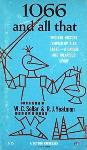 1066 and All That - Later paperback edition (c. late 1960s)