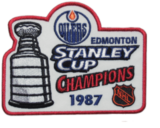 1987 Stanley Cup Finals 1987 ice hockey championship series